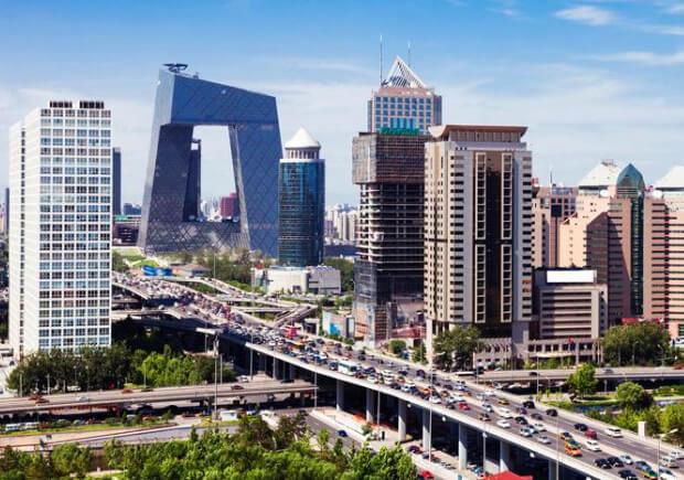 Китай (КНР). Самые большие по территории страны мира. Топ -10.