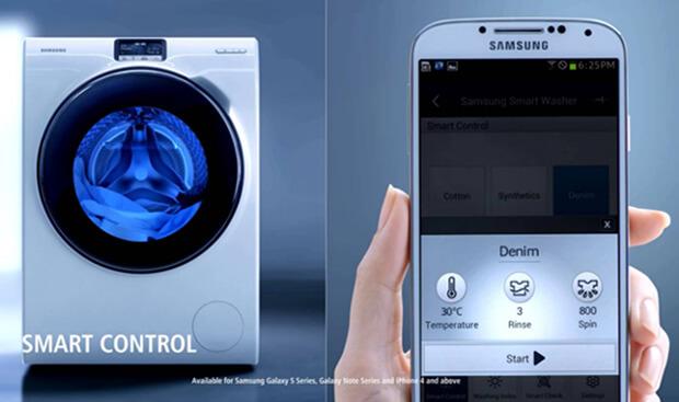 Samsung Ecobubble WW9000. Топ 10 лучших стиральных машин 2016