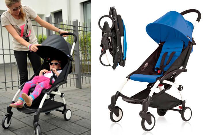 Прогулочная коляска Babyzen Yoyo Plus.