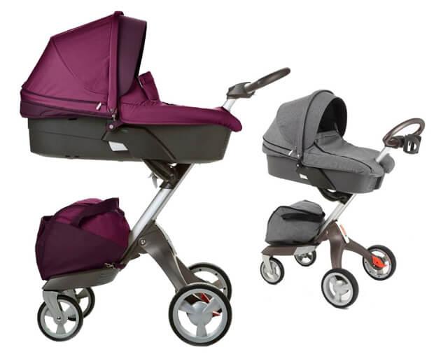 Лучшие коляски для новорожденных. Рейтинг Топ-10. 2016-2017 год. Stokke Dsland (2 в 1)
