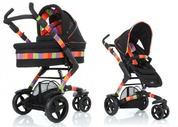 FD Design 3-Tec. Лучшие коляски для новорожденных. Рейтинг Топ-10. 2016-2017 год.