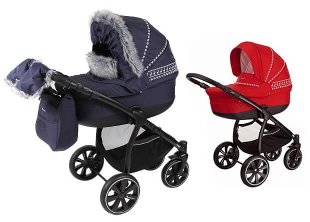 Noordi Arctic Sport. Лучшие коляски для новорожденных. Рейтинг Топ-10. 2016-2017 год