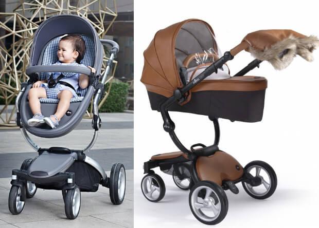 Mima Xari (2 в 1) лучшие коляски для новорожденного 2016 и 2017