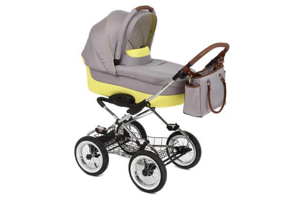 Navington Caravel (люлька). Лучшие коляски для новорожденных. Рейтинг Топ-10. 2016-2017 год