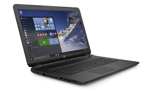 HP 17-p100. Лучшие ноутбуки 2016 - 2017 до 30 000 рублей. Рейтинг ТОП-10