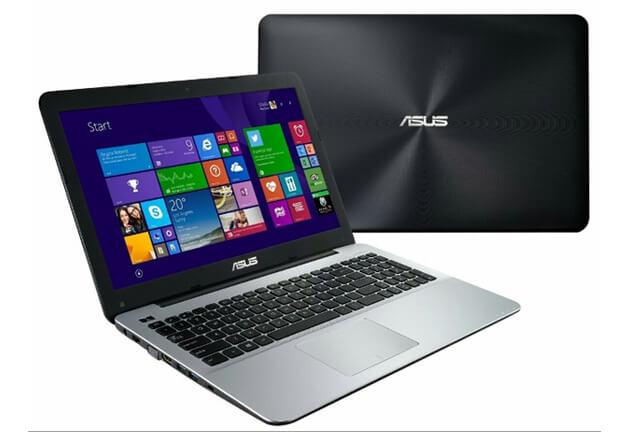 ASUS X540LA. Лучшие ноутбуки 2016 - 2017 до 30 000 рублей. Рейтинг ТОП-10