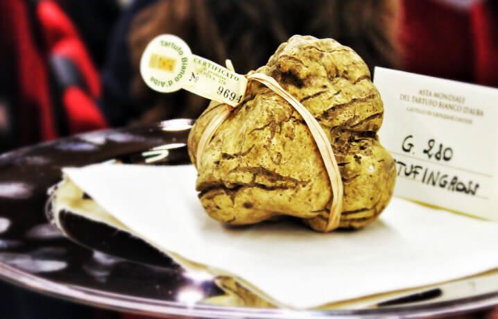 Белый трюфель (Italian White Alba Truffle). Самые дорогие продукты.