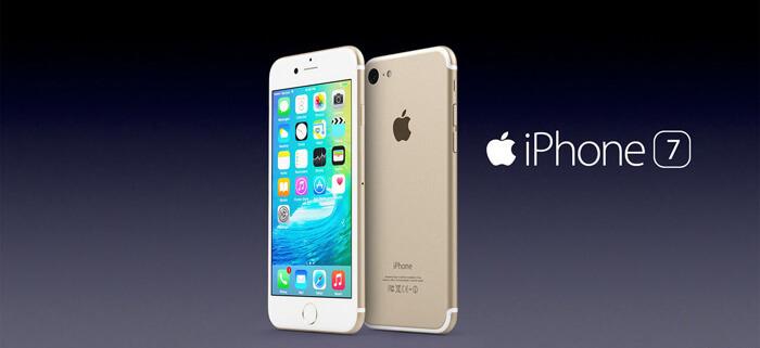 Apple iPhone 7 Plus 128Gb. Мощные смартфоны 2016