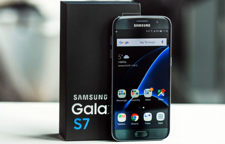 Samsung Galaxy S7. Мощные смартфоны 2016