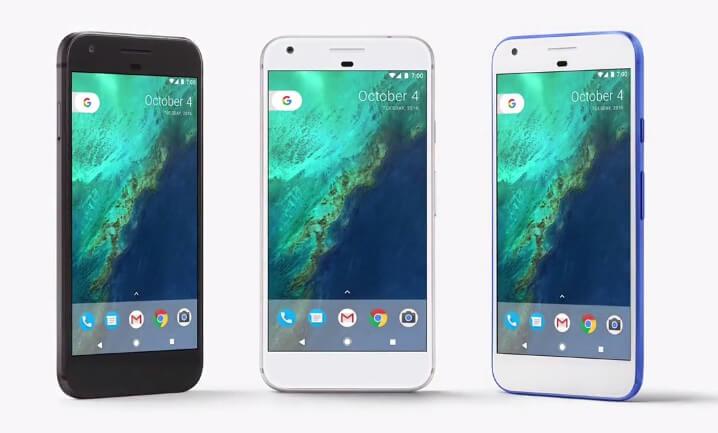 Google Pixel 128Gb. Мощные смартфоны 2016