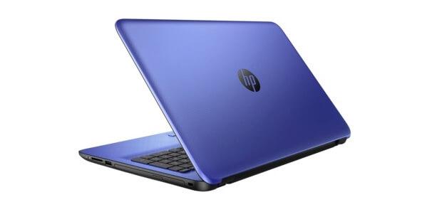HP 15-af100. Лучшие ноутбуки 2016 - 2017 до 30 000 рублей. Рейтинг ТОП-10