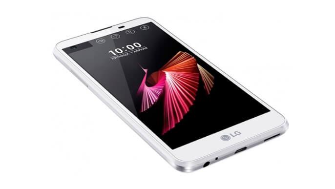 LG X View K500DS. Лучшие женские смартфоны.