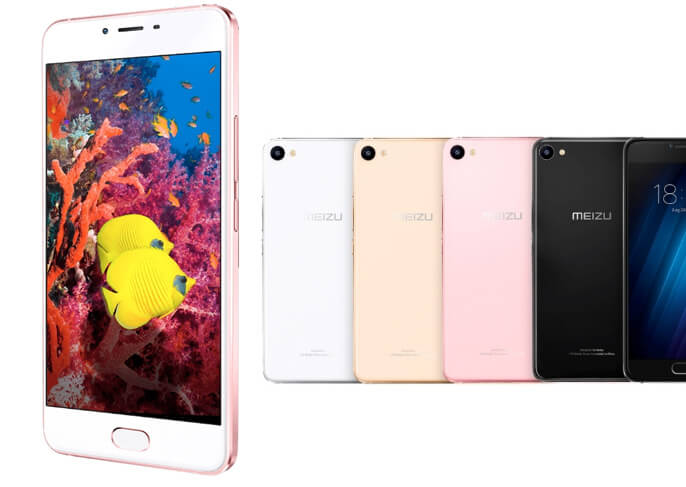 Meizu U20 32Gb. Лучшие женские смартфоны.