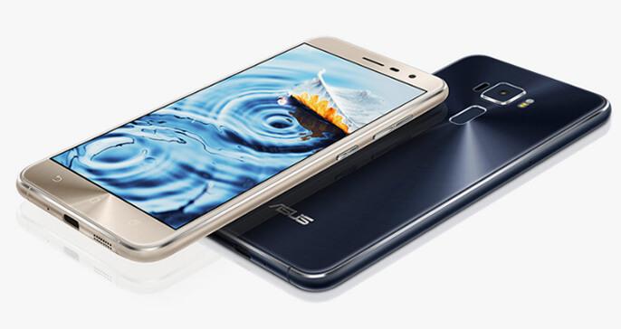 ASUS Zenfone 3 ZE552KL 64Gb. Лучшие женские смартфоны.