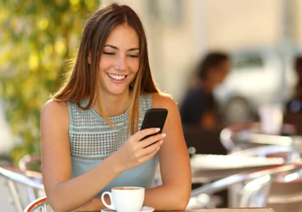 Лучшие смартфоны для женщин.