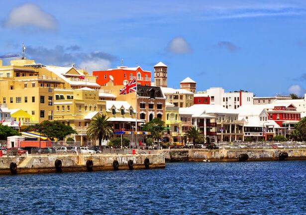 Бермудские острова. Самые дорогие для проживания страны. Топ-10.