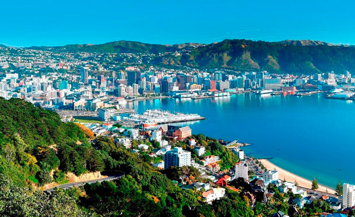 Новая Зеландия. Самые дорогие для проживания страны. Топ-10.