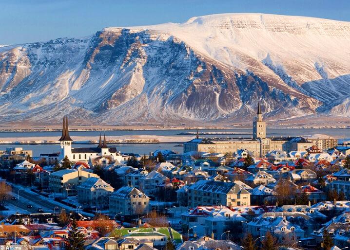 Исландия. Самые дорогие для проживания страны. Топ-10.