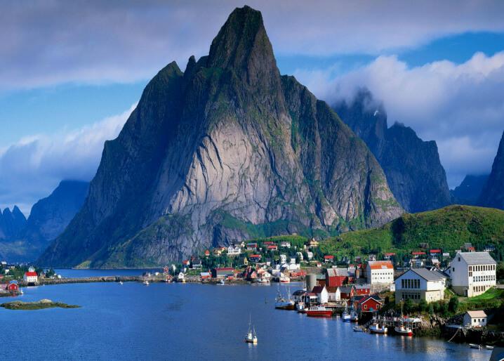 Норвегия. Самые дорогие для проживания страны. Топ-10.
