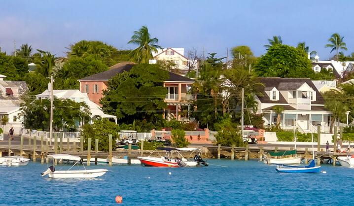 Багамские острова. Harbour Island. Самые дорогие для проживания страны. Топ-10.
