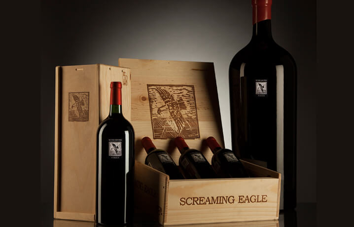 Screaming Eagle Cabernet 1992