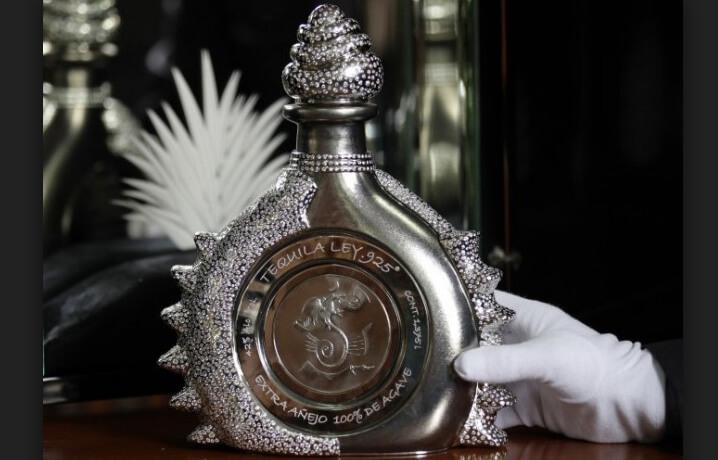 Самая дорогая Текила. Текила Tequila Ley 925 - 225 000$