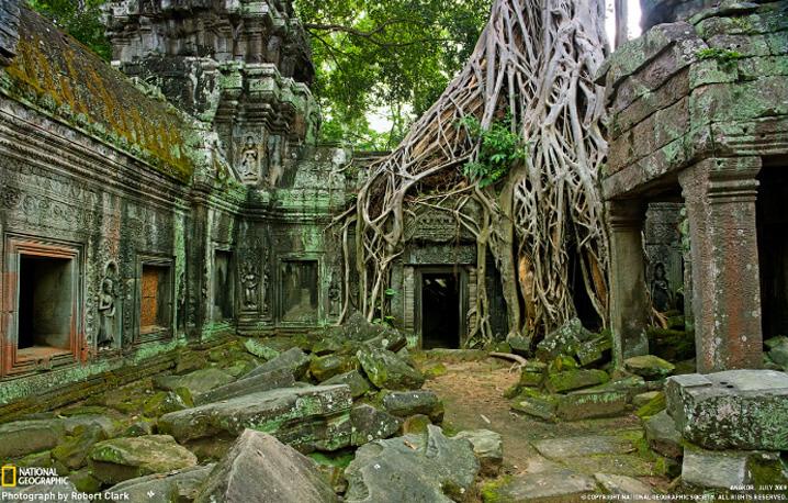Ангкор-ват, Камбоджа. Аngkor wat, Cambodia