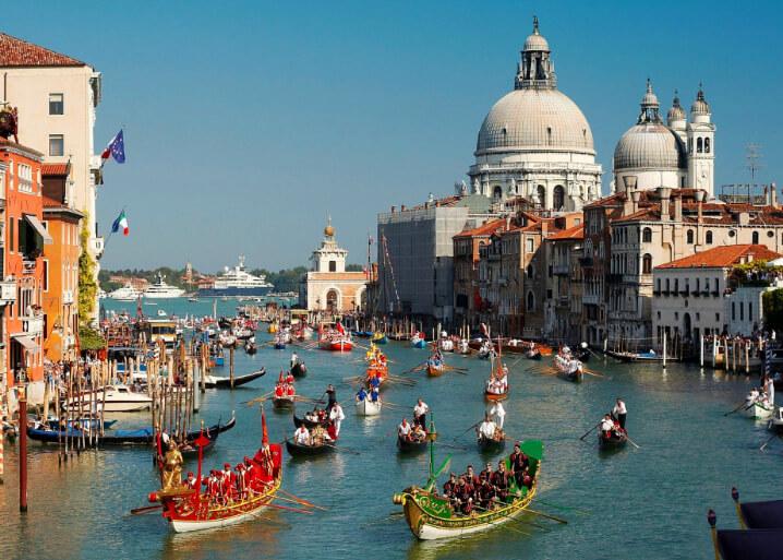 Венеция. Самые красивые города мира.