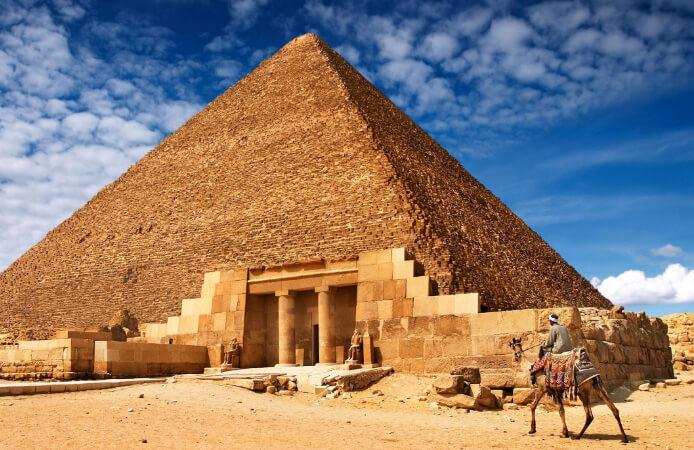Египет. Самые дешевые страны мира для проживания.