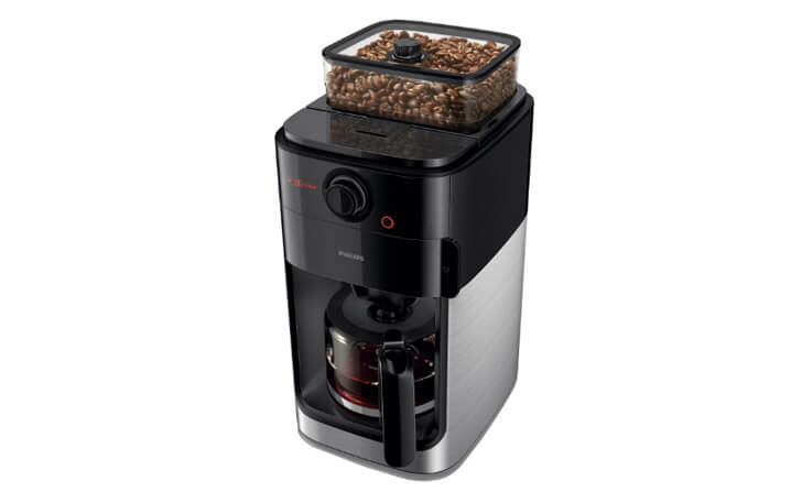 Philips HD 7761 Grind & Brew