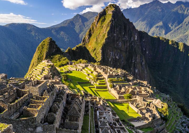 Мачу-Пикчу, Перу. Machu Picchu, Peru