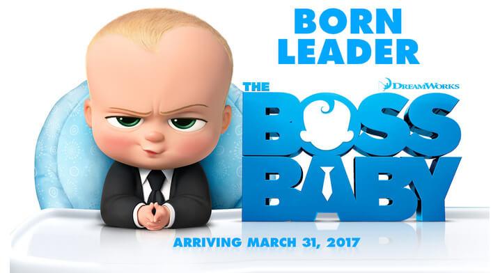 «Босс-молокосос». Самые ожидаемые мультфильмы 2017.