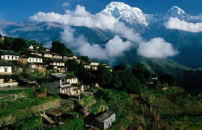 Непал. Самые дешевые страны мира.