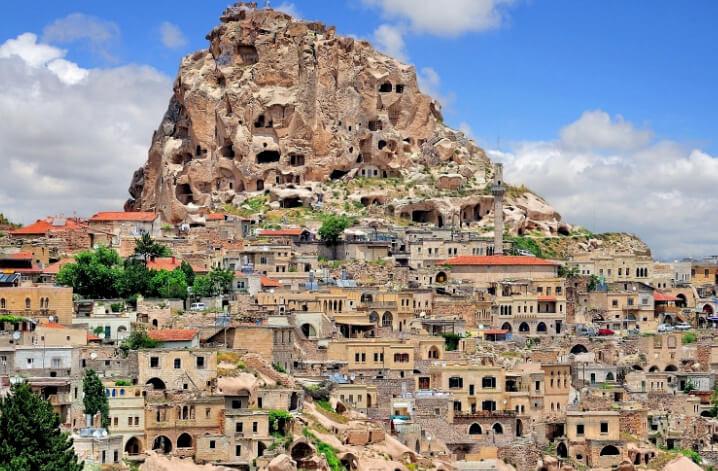 Cappadocia, Turkey. Каппадокия, Турция
