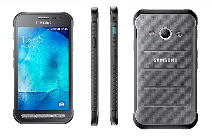 Samsung Galaxy Xcover 3 SM-G388F. Лучший защищенный смртфон.
