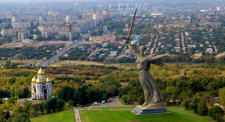 Самые жаркие города мира. Волгоград.