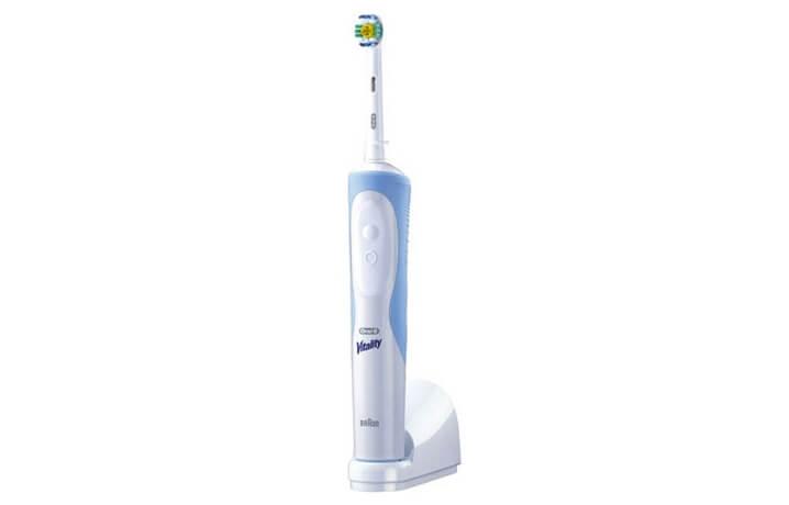 Oral-B Vitality 3D White Luxe. Лучшая электрическая зубная щетка 2017.