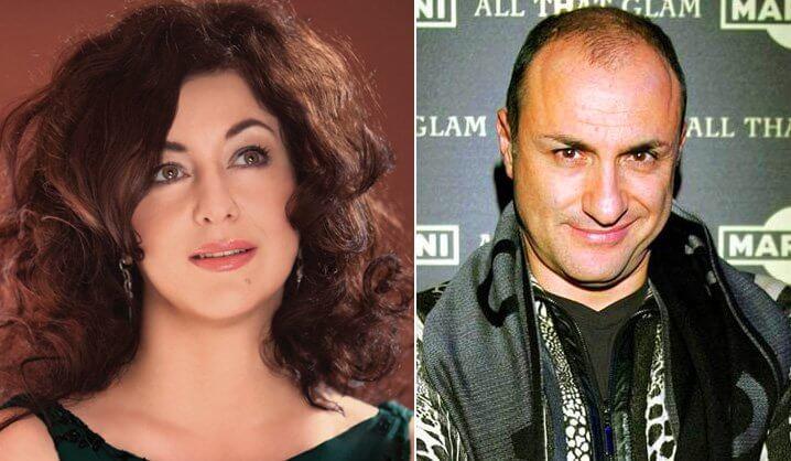 Тамара Гвердцители и Михаил Турецкий. Известные евреи.