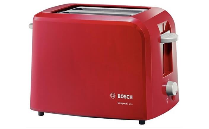 Bosch TAT 3A011/3A014. Лучшие тостеры 2017