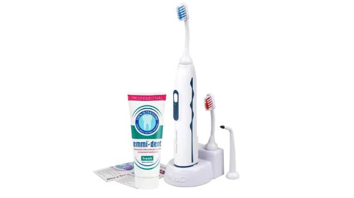 Emmi-dent 6 Professional. Лучшие ультразвуковые зубные щетки.