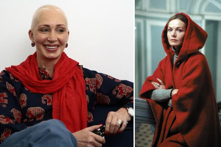 Татьяна Васильева и Людмила Чурсина