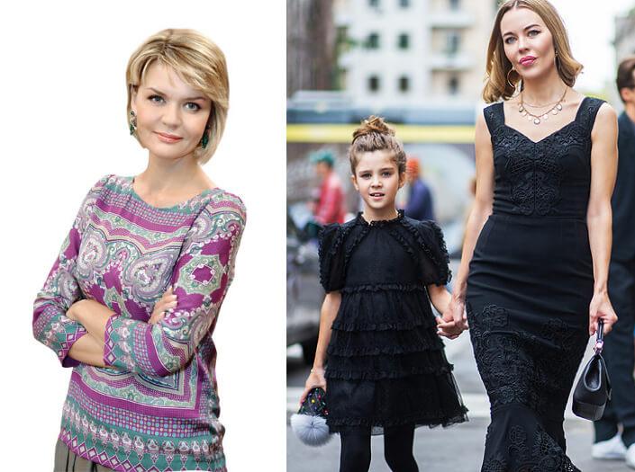Юлия Меньшова - 177 и Ульяна Сергеенко 177 см. высокие знаменитости.