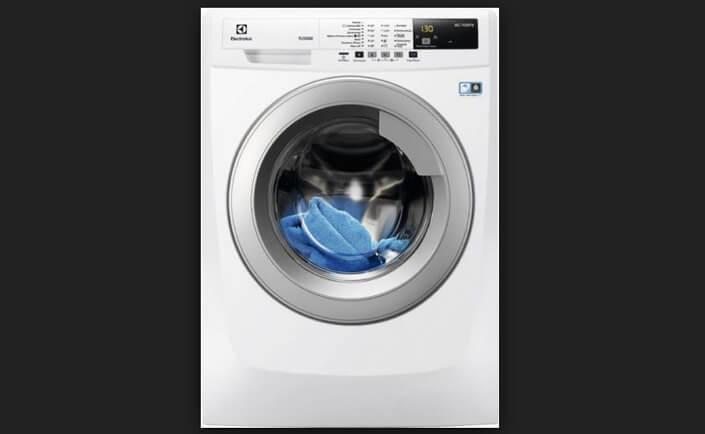 Electrolux EWF 51484 EOS. Лучшие стиральные машины 2017