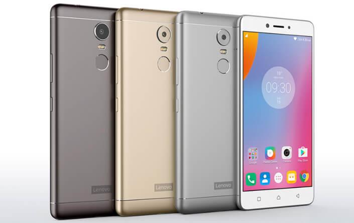 Lenovo K6 Note. лучший смартфон 2017.