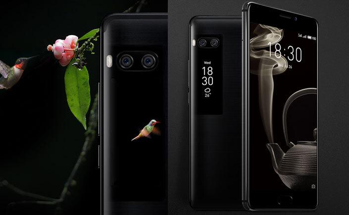 Meizu Pro 7 Plus. Лучшие смартфоны до 25000.
