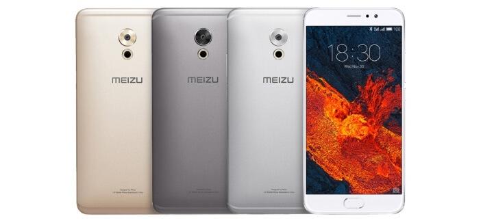 Meizu Pro 6 Plus. лучший смартфон 2017.