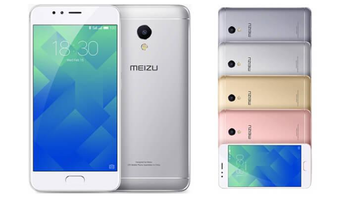 Meizu M5s 16Gb. Лучшие бюджетные смартфоны 2017.