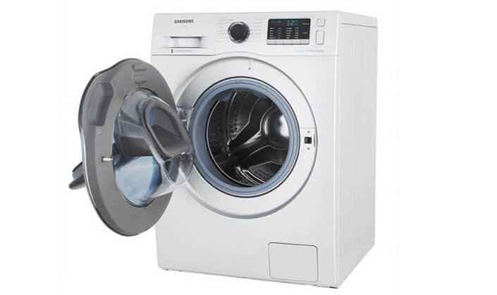 Samsung WD80K5410OS. Лучшие стиральные машины 2017