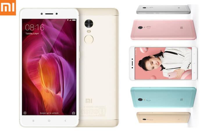 Xiaomi Redmi Note 4X 32Gb+3Gb. Лучшие бюджетные смартфоны 2017.