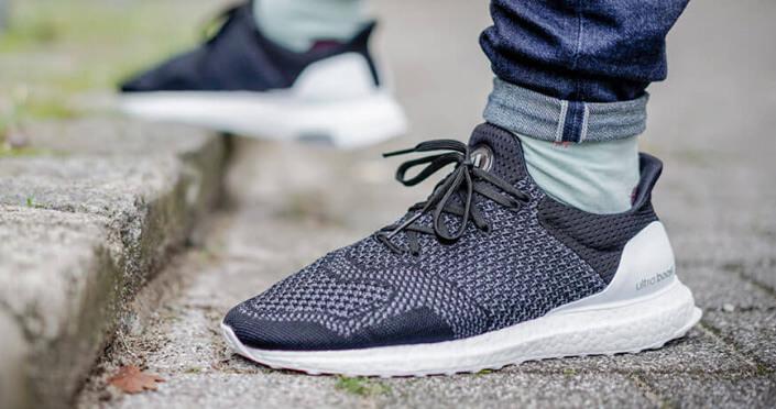 Лучшие модели кроссовок 2017 для бега ULTRA BOOST UNCAGED от Adidas